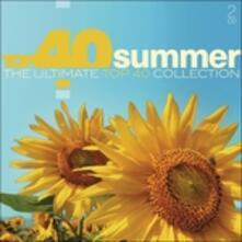 Top 40. Summer - CD Audio