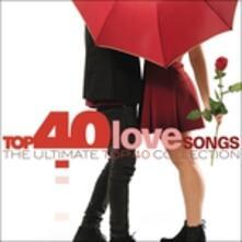 Top 40. Love Songs - CD Audio