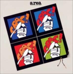 Crac! - Vinile LP di Area