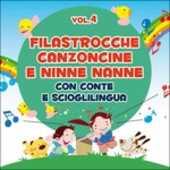 CD Canzoncine filastrocche e ninne nanne vol.4