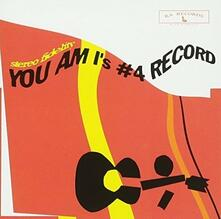 #4 Record - CD Audio di You Am I