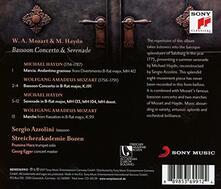 Musica per fagotto - CD Audio di Franz Joseph Haydn,Wolfgang Amadeus Mozart,Sergio Azzolini