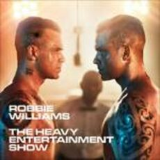 CD The Heavy Entertainment Show Robbie Williams
