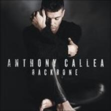 Backbone - CD Audio di Anthony Callea