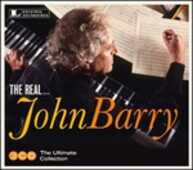 CD The Real... John Barry (Colonna Sonora) John Barry