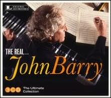 The Real... John Barry (Colonna Sonora) - CD Audio di John Barry
