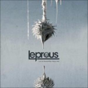 Live at Rockefeller Music Hall - Vinile LP + CD Audio di Leprous