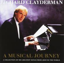 A Musical Journey - CD Audio di Richard Clayderman