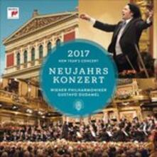 New Year's Concert 2017 (Concerto di Capodanno) - Vinile LP di Wiener Philharmoniker,Gustavo Dudamel