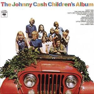 The Johnny Cash Children's Album - Vinile LP di Johnny Cash