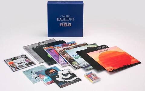 Gli anni RCA - Vinile LP di Claudio Baglioni