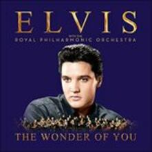 The Wonder of You. Elvis Presley with the Royal Philharmonic - CD Audio di Elvis Presley,Royal Philharmonic Orchestra