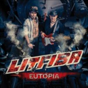 Eutopia - Vinile LP di Litfiba