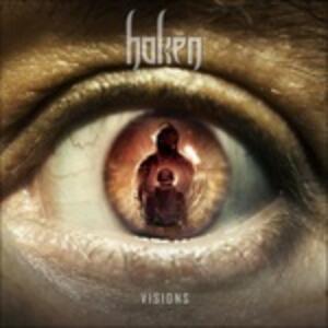 Visions - Vinile LP + CD Audio di Haken