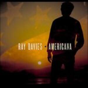 Americana - Vinile LP di Ray Davies