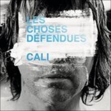 Les Choses Defendues - Vinile LP di Cali