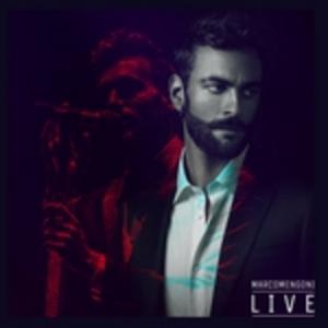 CD Marco Mengoni Live di Marco Mengoni