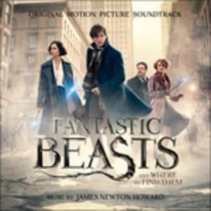 Fantastic Beasts and Where to Find Them (Colonna Sonora) - Vinile LP