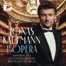 The French Album - CD Audio di Jonas Kaufmann