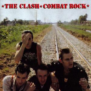 Combat Rock - Vinile LP di Clash