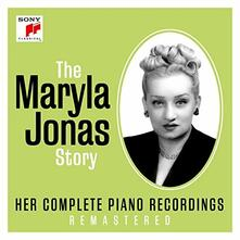The Maryla Jonas Story. Her Complete Piano Recordings (Remastered Box Set) - CD Audio di Maryla Jonas