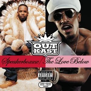 Speakerboxxx-The Love Below - Vinile LP di OutKast