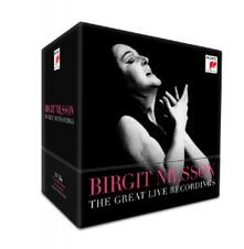 The Great Live Recordings (Box Set) - CD Audio di Birgit Nilsson