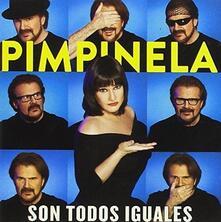 Son Todos Iguales - CD Audio di Pimpinela