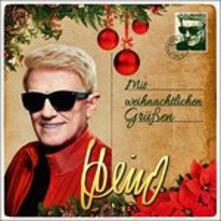 Mit Weihnachtlichen - CD Audio di Heino