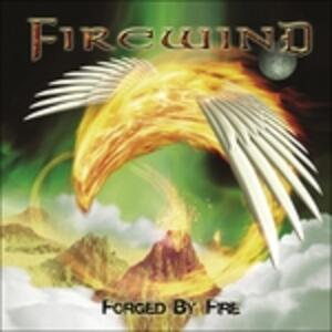 Forged By Fire - Vinile LP + CD Audio di Firewind