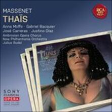 Thais - CD Audio di Jules Massenet,Anna Moffo,José Carreras,New Philharmonia Orchestra,Julius Rudel