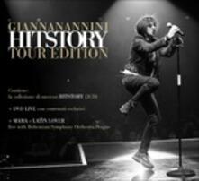 Hitstory (Tour Edition) - CD Audio + DVD di Gianna Nannini