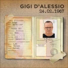 CD 24 Febbraio 1967 Gigi D'Alessio