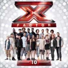 CD X Factor 10