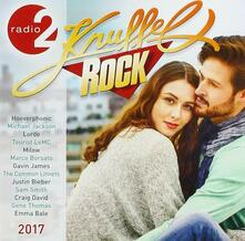 Knuffelrock 2017 - CD Audio