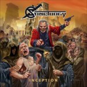 Inception - Vinile LP + CD Audio di Sanctuary