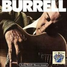 Bluesin' Around - CD Audio di Kenny Burrell