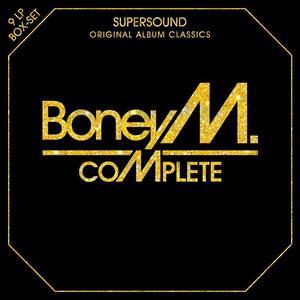 Complete - Vinile LP di Boney M.