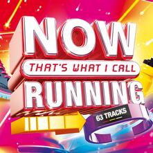 Now Thats What I Call Running 2017 - CD Audio