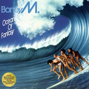Oceans of Fantasy - Vinile LP di Boney M.