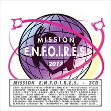 Mission Enfoires - CD Audio di Les Enfoires