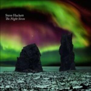 The Night Siren - Vinile LP + CD Audio di Steve Hackett