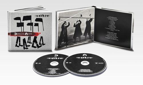 CD Spirit di Depeche Mode 1