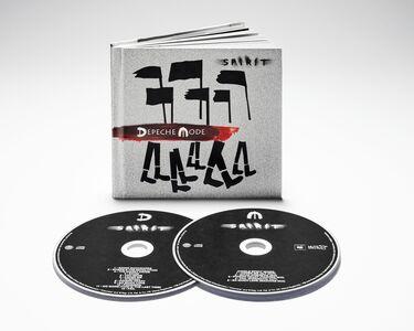 CD Spirit di Depeche Mode 2