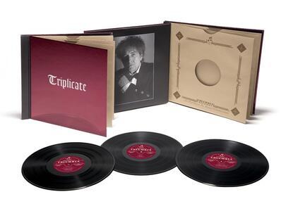 Triplicate - Vinile LP di Bob Dylan - 2