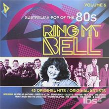 Ring Me Bell. - CD Audio