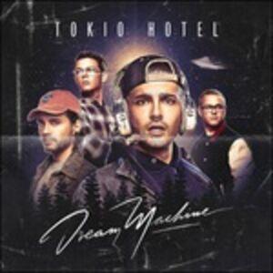 CD Dream Machine di Tokio Hotel