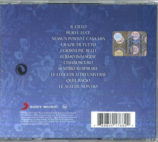 Nessun posto è casa mia (Sanremo 2017) - CD Audio di Chiara Galiazzo - 2