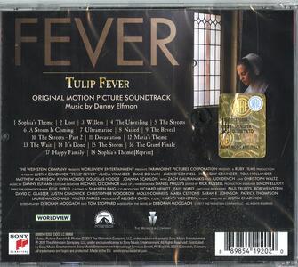 Tulip Fever (Colonna Sonora) - CD Audio di Danny Elfman - 2