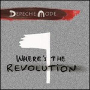 Where's the Revolution - CD Audio di Depeche Mode